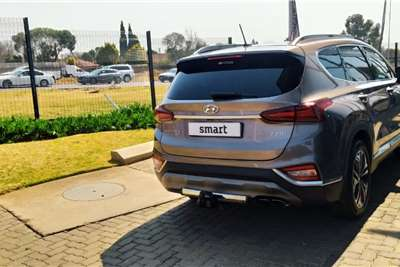 Used 2019 Hyundai Santa Fe SANTE FE R2.2 EXECUTIVE A/T (7 SEAT)