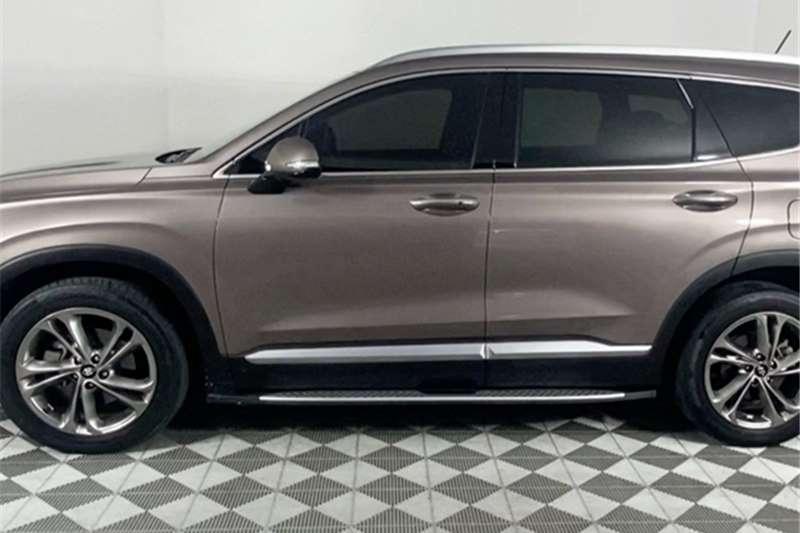 2019 Hyundai Santa Fe SANTE-FE R2.2 EXECUTIVE A/T (7 SEAT)