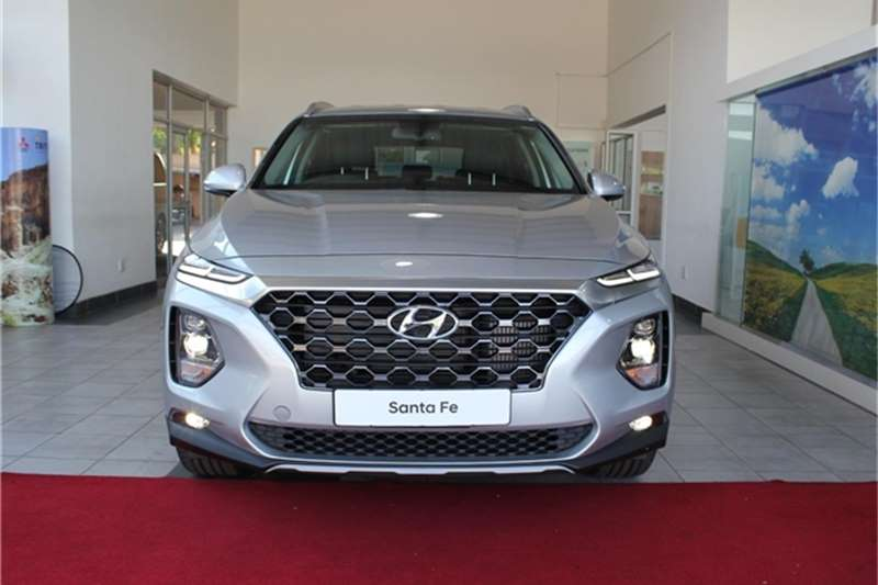 Hyundai Santa Fe SANTE-FE R2.2 EXECUTIVE A/T (7 SEAT) 2020