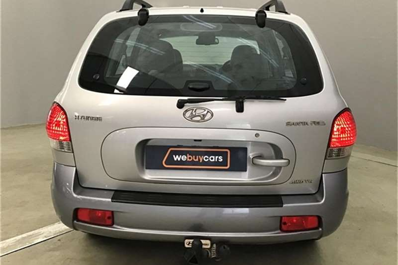 Hyundai Sante FE 2005