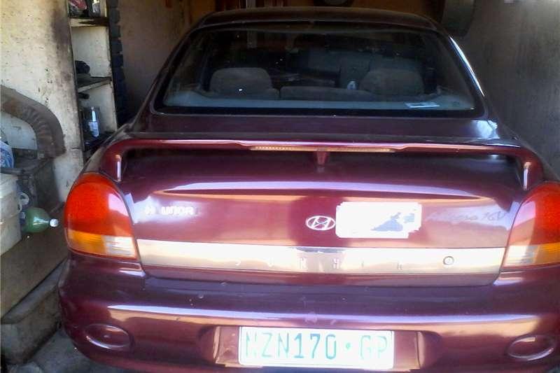 Hyundai Sonata 2.0 GLS 1992