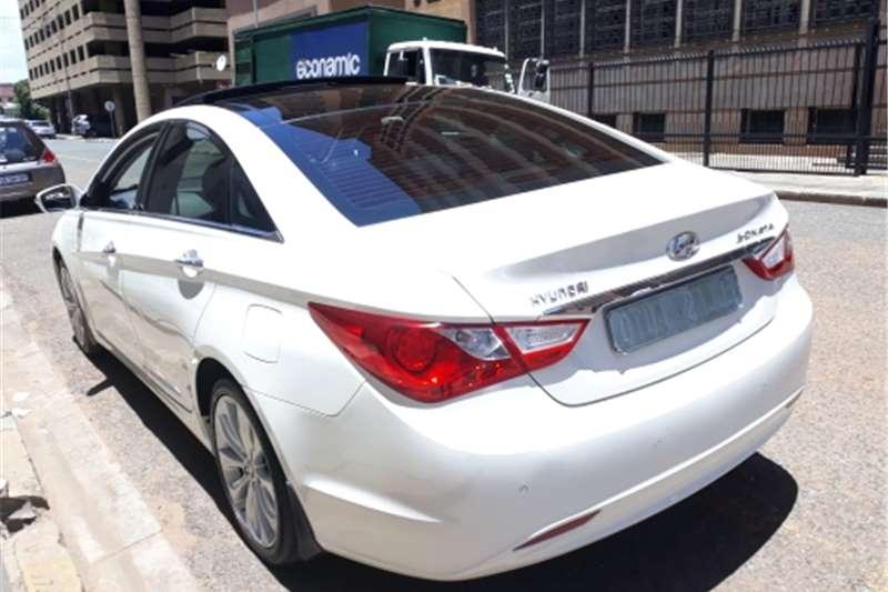 Hyundai Sonata 2.0 GLS 2012