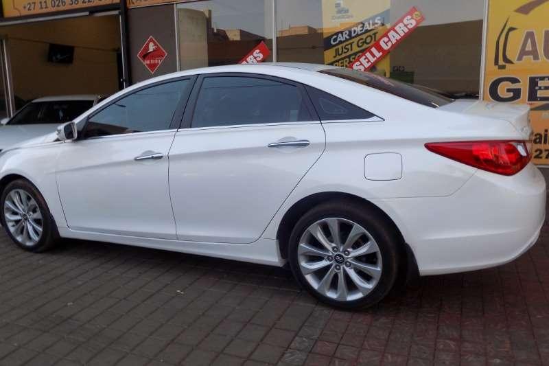 Hyundai Sonata 2.0 GLS automatic 2012
