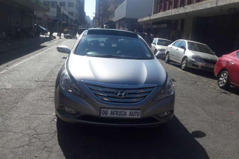 Hyundai Sonata 2.4 Elite 2011
