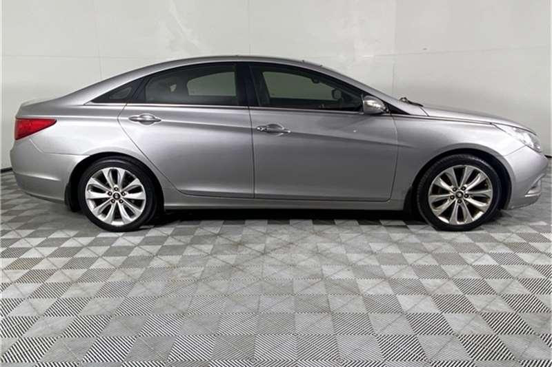2013 Hyundai Sonata Sonata 2.4 Elite