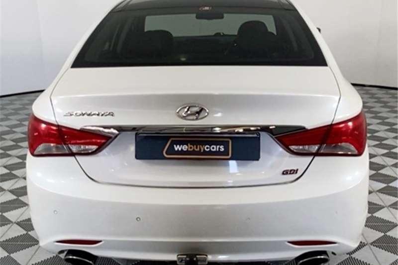 2014 Hyundai Sonata Sonata 2.4 Elite