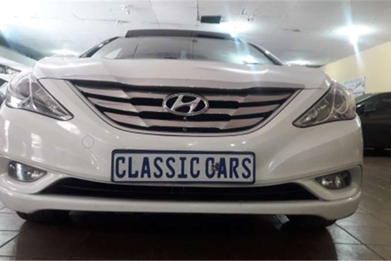 Hyundai Sonata 2.4 Executive 2012