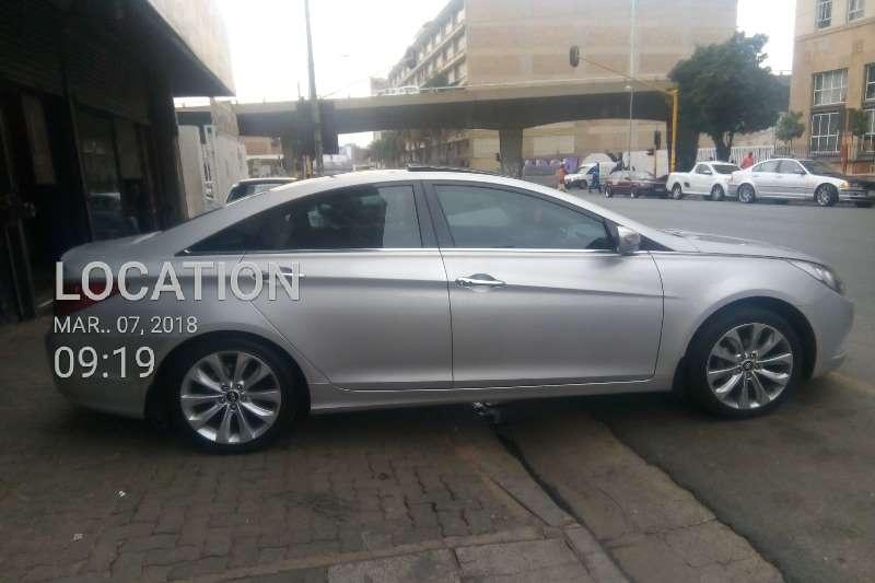Hyundai Sonata 2.4 GLS 2012