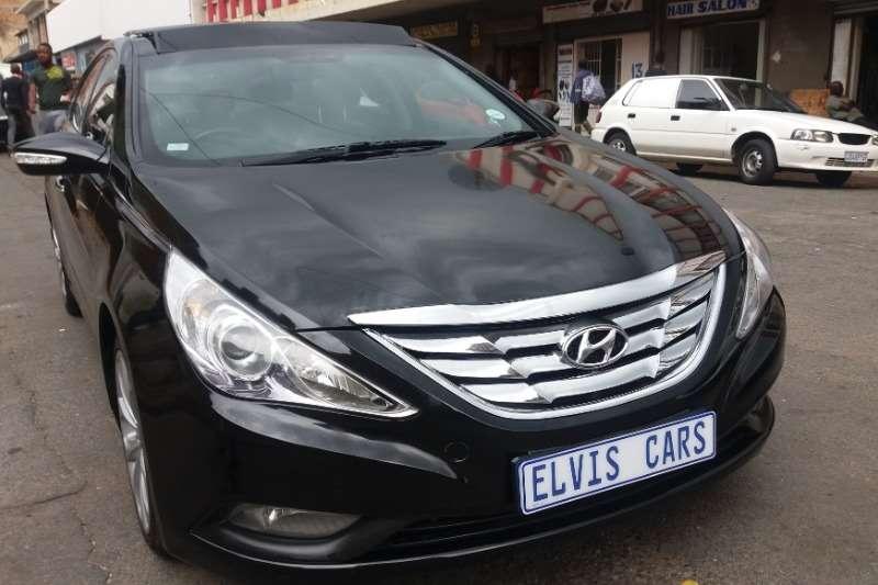 Hyundai Sonata 2.4 GLS 2013