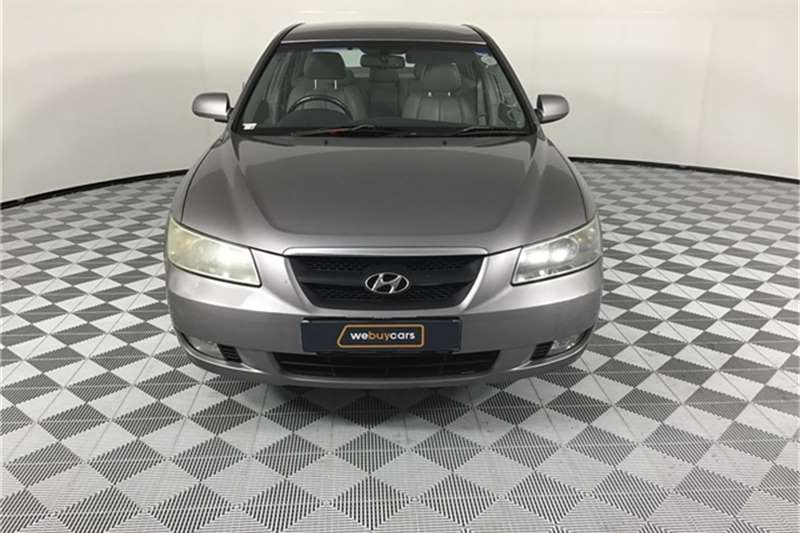 Hyundai Sonata 2.4 GLS automatic 2006