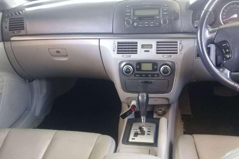 Hyundai Sonata 2.4 GLS automatic 2007