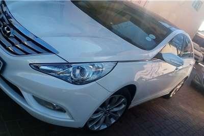 Hyundai Sonata 2.4 GLS automatic 2014