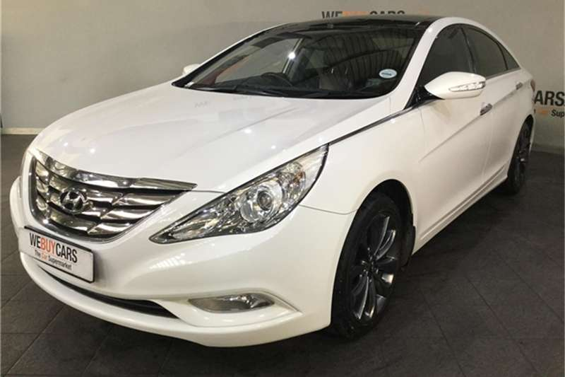 Hyundai Sonata Cars For Sale In South Africa Auto Mart