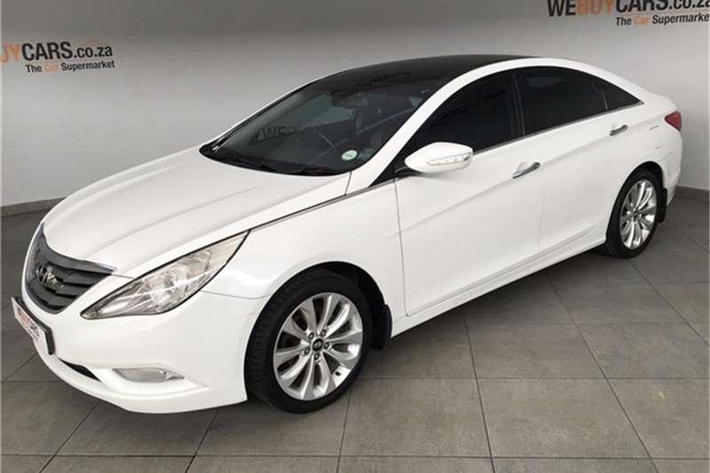 Hyundai Sonata 2.4 GLS Executive 2011