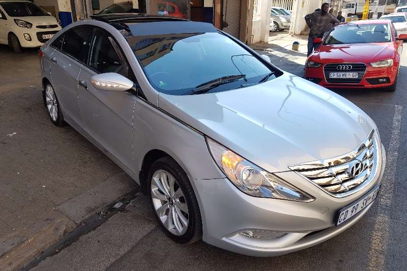 Hyundai Sonata 2.4 GLS Executive 2012