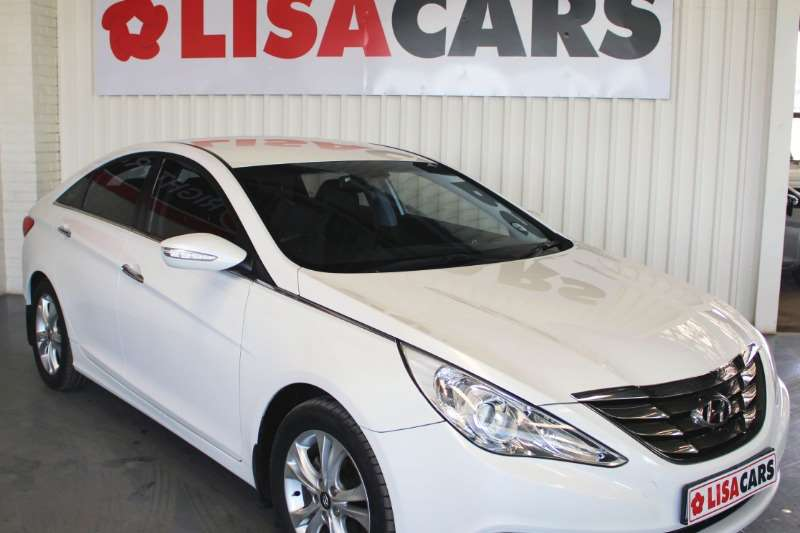 Hyundai Sonata 2.4 GLS Executive 2013