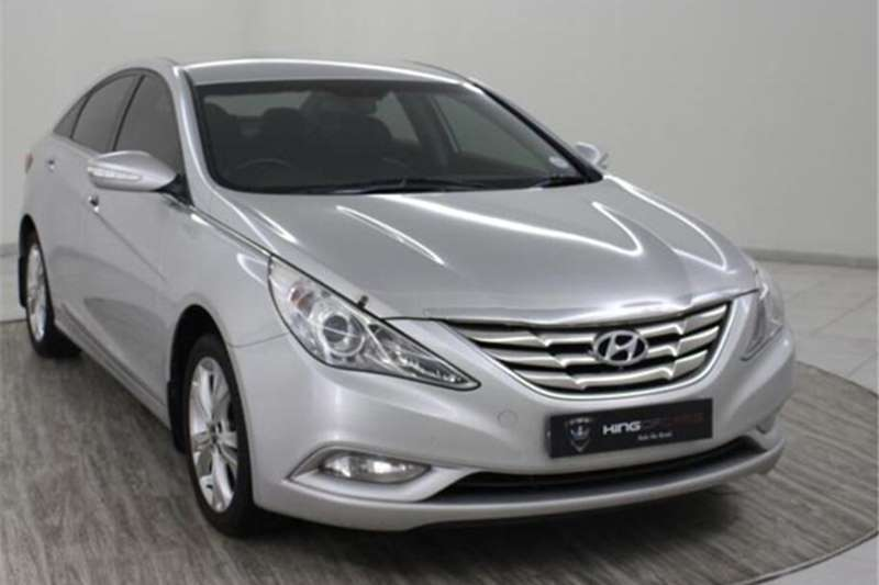 Hyundai Sonata 2.4 GLS Executive 2013