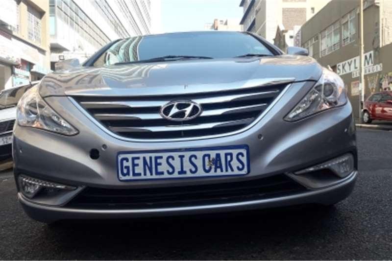 Hyundai Sonata 2.4 GLS Executive 2015