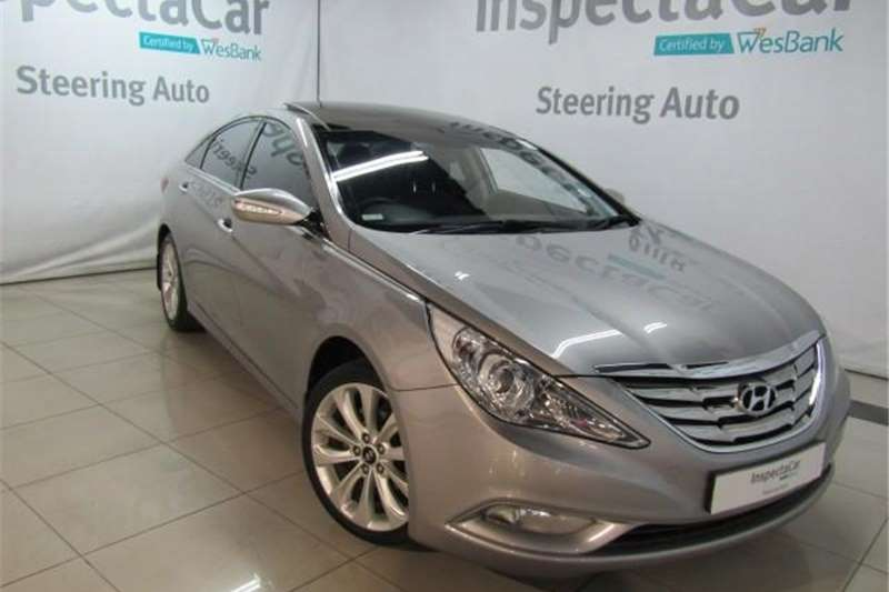 Hyundai Sonata 2.4 GLS EXECUTIVE A/T 2012