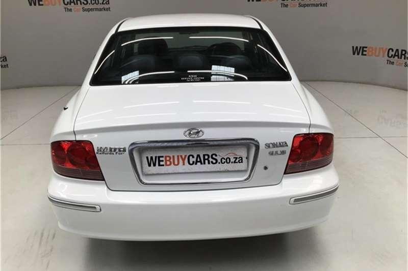 Hyundai Sonata 2.7 V6 GLS 2004
