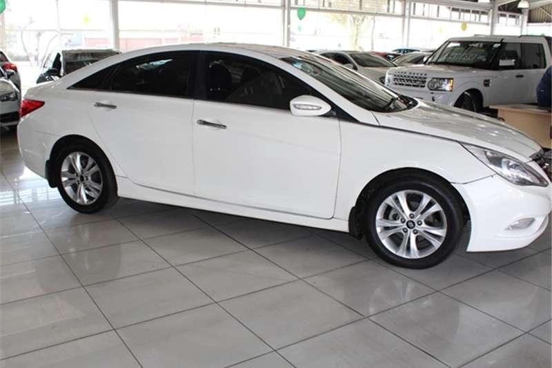 2011 Hyundai Sonata 2.4 GLS