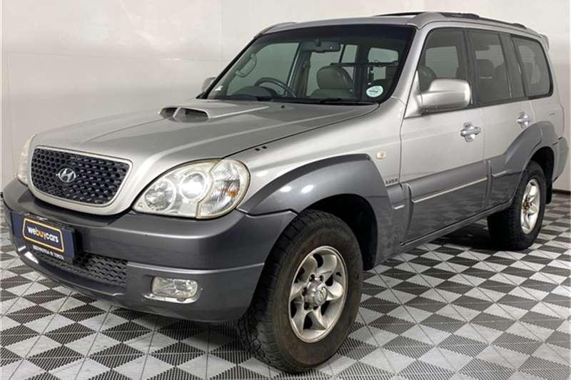 Used 2006 Hyundai Terracan 2.9 CRDi