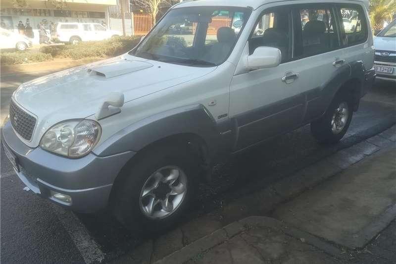 Used 0 Hyundai Terracan