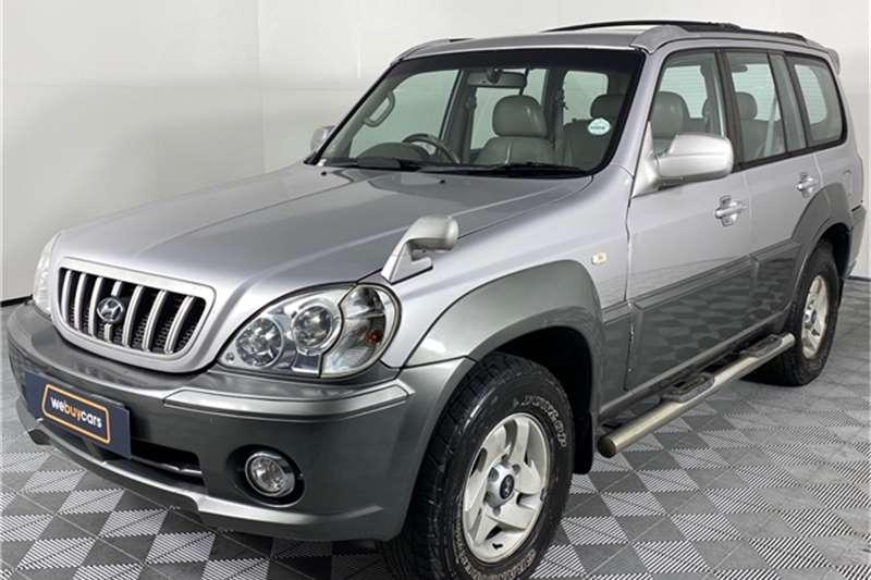 Used 2004 Hyundai Terracan 3.5 V6