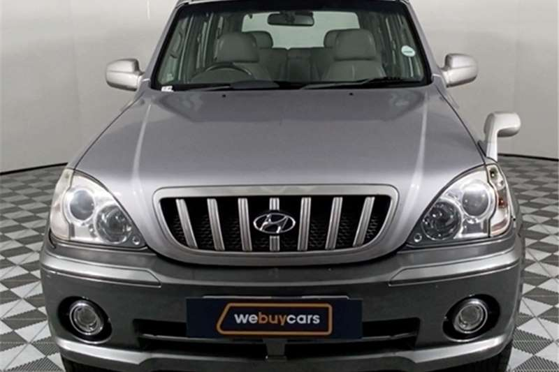 2004 Hyundai Terracan Terracan 3.5 V6