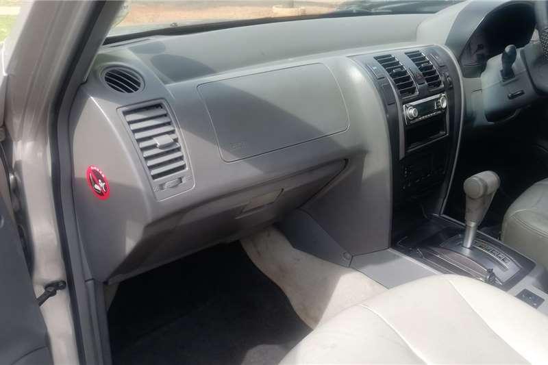 Hyundai Terracan 3.5 V6 2006