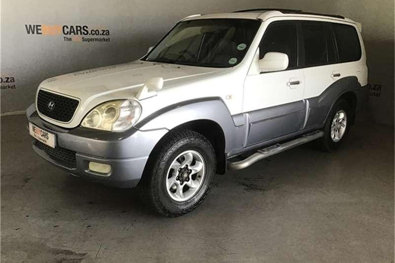 Hyundai Terracan 3.5 V6 7 seater automatic 2004