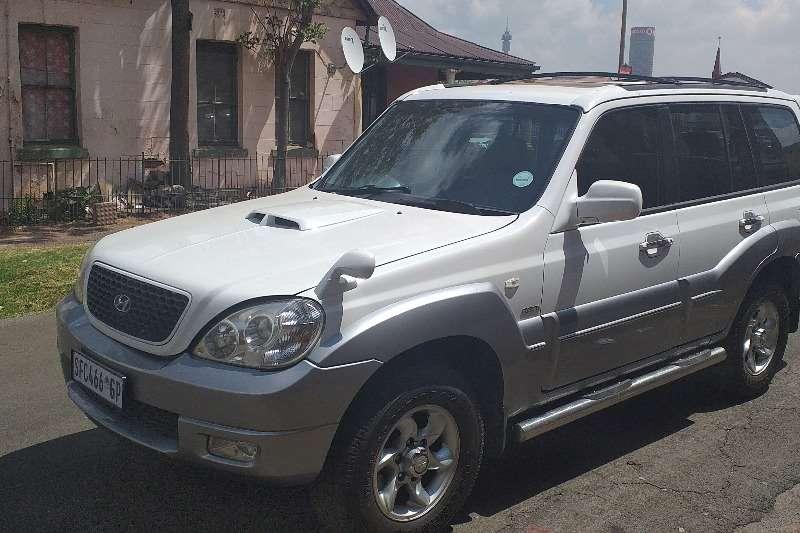 2006 Hyundai Terracan 2.9 CRDi