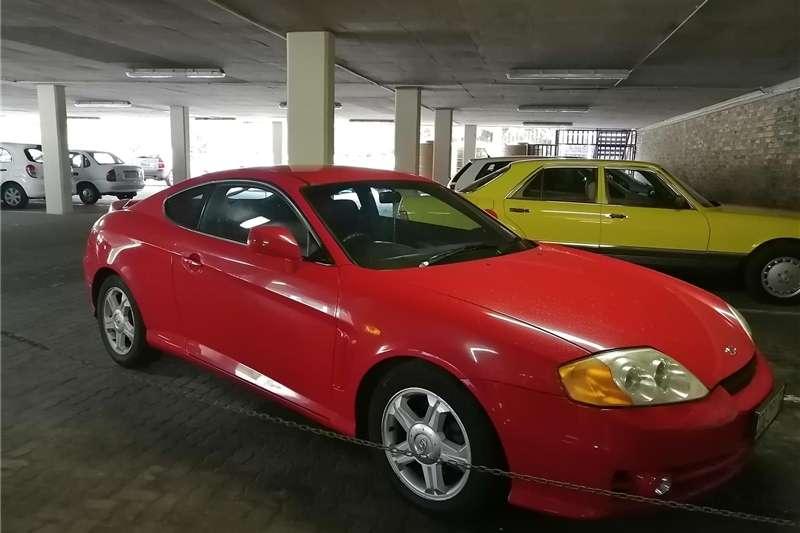 Hyundai Tiburon 2.0 GLS 2004