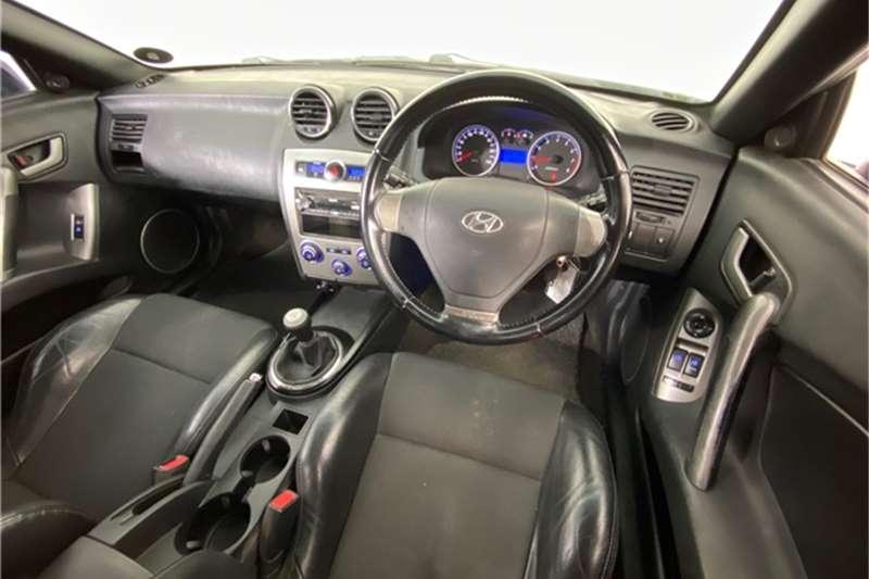 2008 Hyundai Tiburon Tiburon 2.0 GLS
