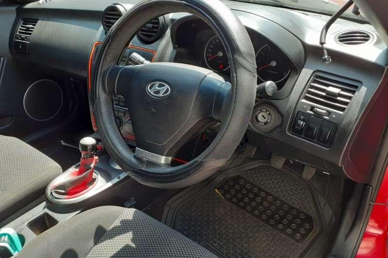 Used 2005 Hyundai Tiburon 2.7 GLS