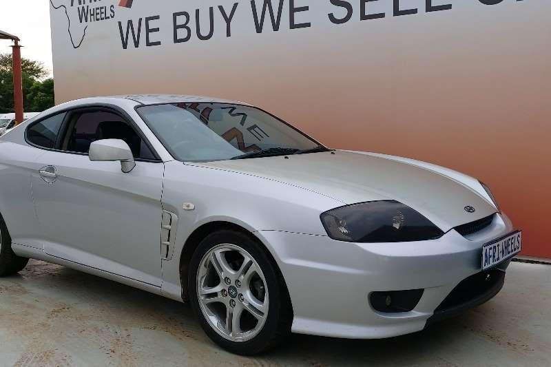 2005 Hyundai Tiburon 2.0 GLS