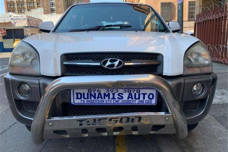 Hyundai Tucson 1.6 2005