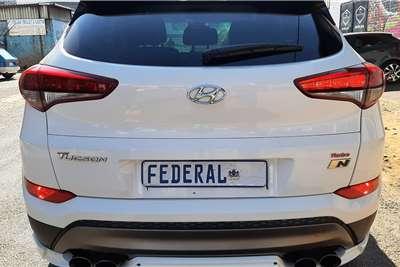 Used 2017 Hyundai Tucson TUCSON 1.6 TGDI SPORT DCT (150KW)