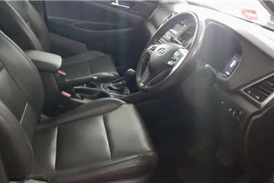 Used 2017 Hyundai Tucson 1.6 Turbo 4WD Elite Sport