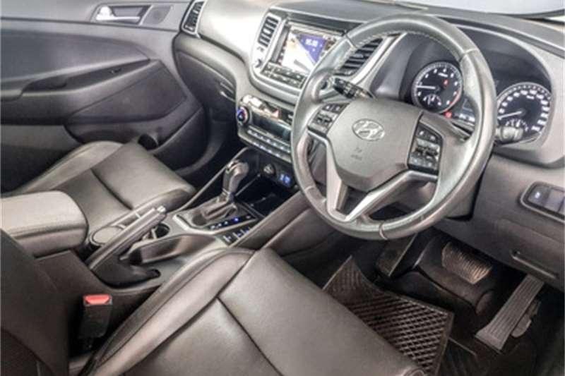 Hyundai Tucson 1.6 Turbo 4WD Elite Sport 2018