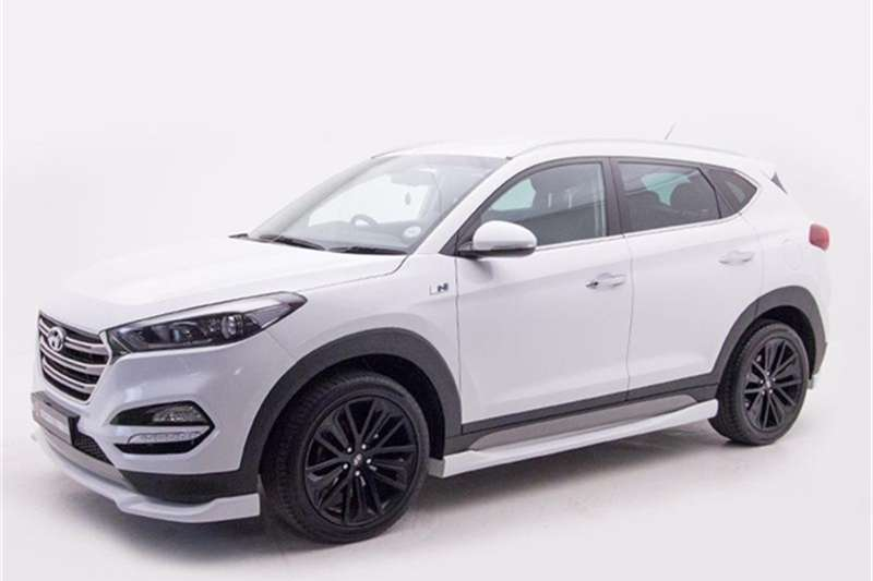 Hyundai Tucson 1.6 Turbo Executive Sport 2017