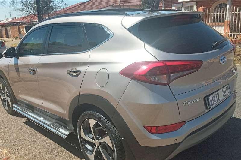 Used 2017 Hyundai Tucson 1.6 Turbo Executive Sport