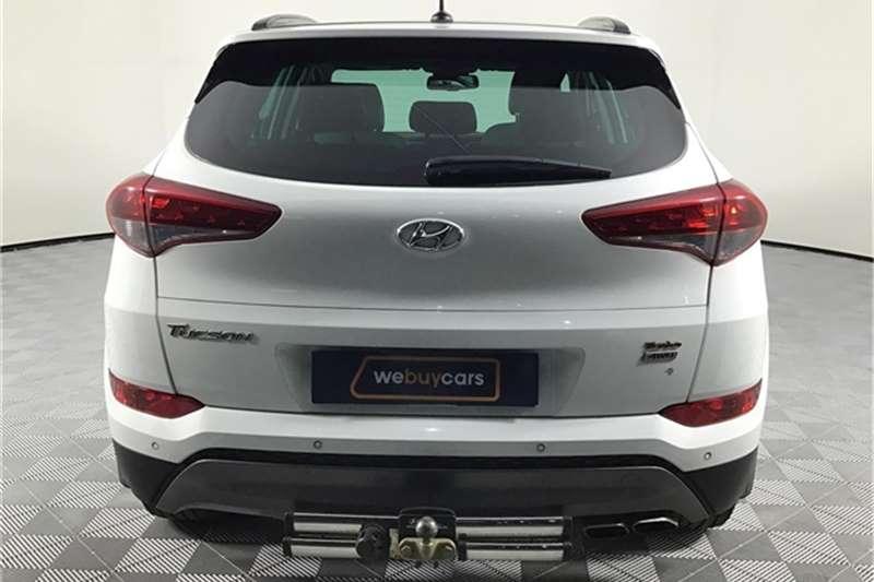 Hyundai Tucson 1.6TGDi 4WD Elite auto 2016