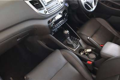 2016 Hyundai Tucson Tucson 1.6TGDi 4WD Elite auto