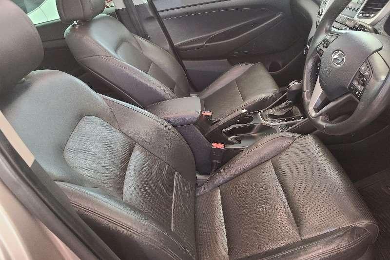 Used 2017 Hyundai Tucson 1.6TGDi 4WD Elite auto