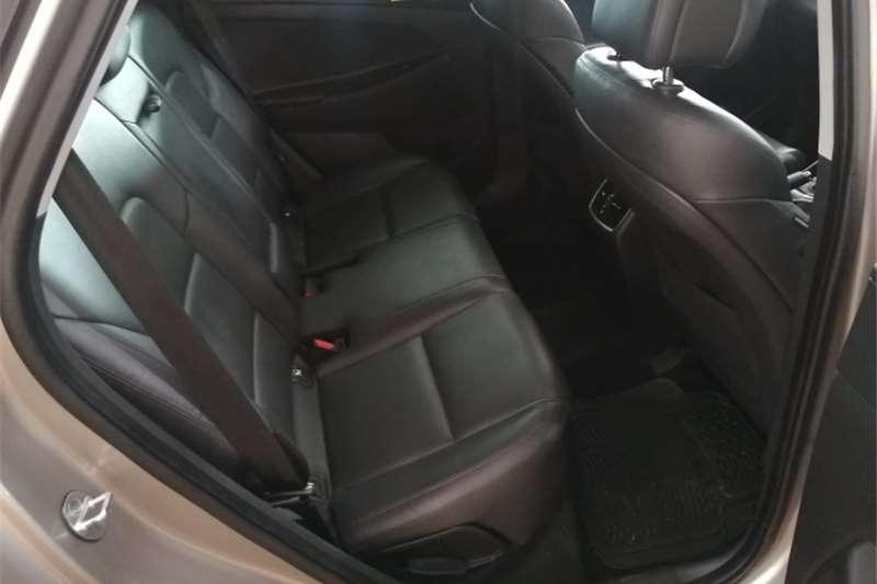 2017 Hyundai Tucson Tucson 1.6TGDi 4WD Elite auto
