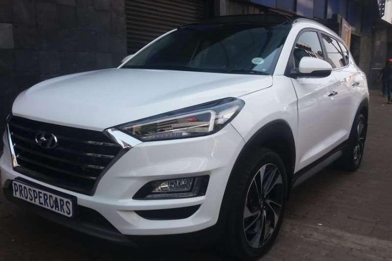 Hyundai Tucson 1.6TGDi 4WD Elite auto 2018
