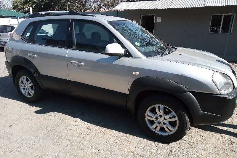 Hyundai Tucson 1.6TGDi Executive 2007