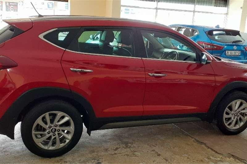 Hyundai Tucson 1.6TGDi Executive 2016