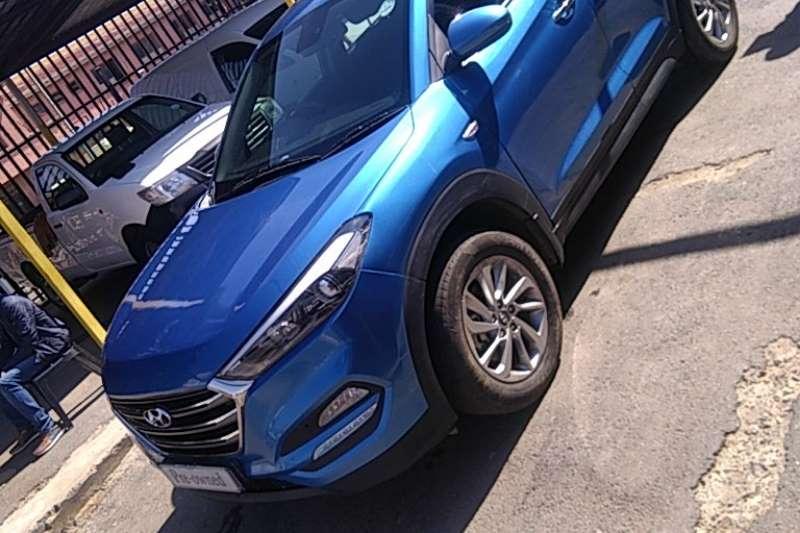 Used 2016 Hyundai Tucson 1.6TGDi Executive